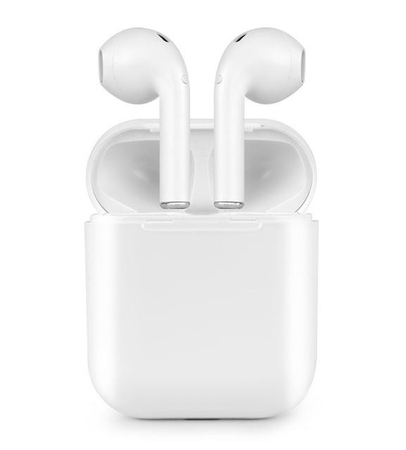 Apple Style Bluetooth In-Earbuds with Portable Charging Case