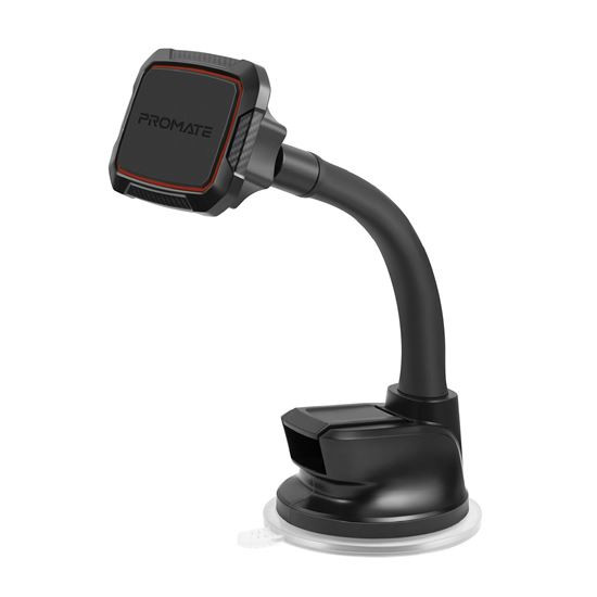 Promate 360 Cradleless Rotatable Magnetic Car Dashboard Mount