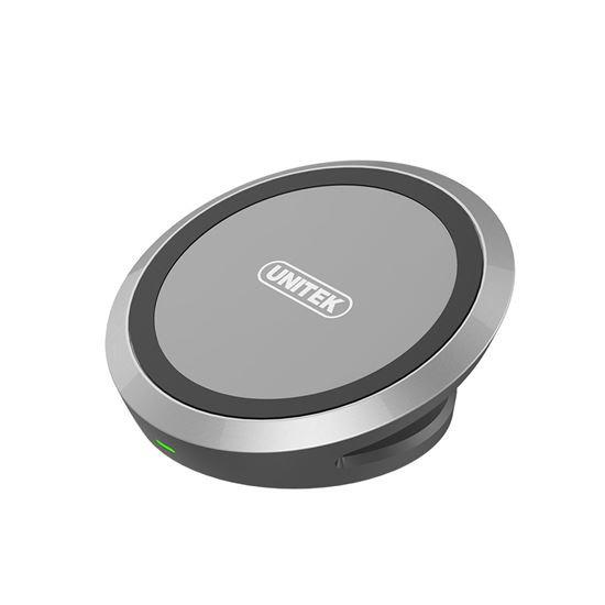 Unitek Wireless Fast Charging Pad. Anti-Slip Pad Optimized At 7.5W For