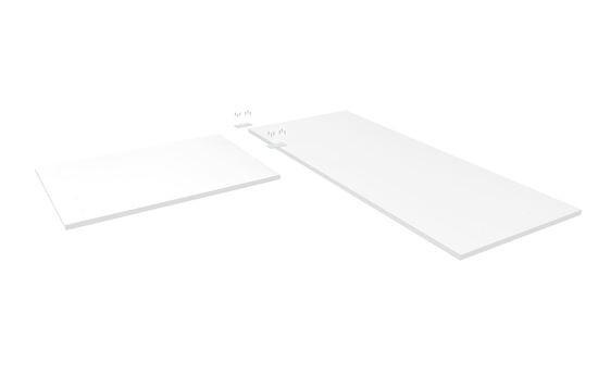 Brateck L-Shape (90 Degree) Desk Top Designed For M06-33R & M02