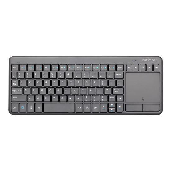 Promate Ultra-Slim Wireless Multimedia Keyboard