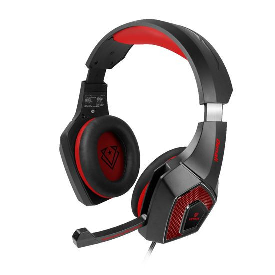 Vertux Gaming High Fidelity Surround Sound Wired Over-Ear