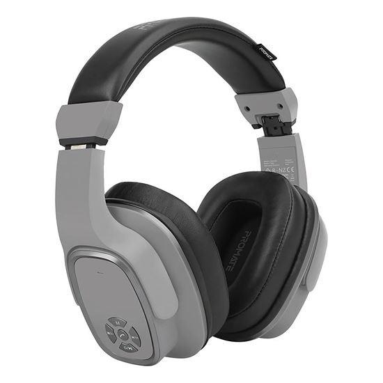 Promate 2-In-1 HD Bluetooth Headphones