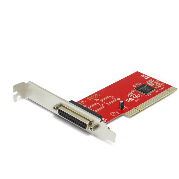 Unitek 1 Port Parallel PCI Card. Includes Low Profile Bracket