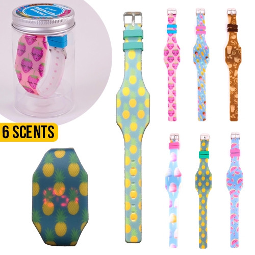 Bamboo Blonde Scented Watches