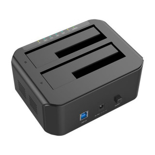 Unitek USB3.0 To SATA 6G Dual Bay 2.5'/3.5' HDD Docking Station