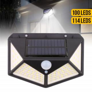 Motion Solar Outdoor Wall Light