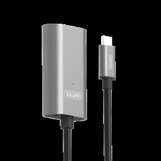 Unitek 5m USB 3.1 USB-C Active Extension Cable. USB-C Male To