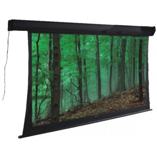 Brateck 108' Deluxe Tab-Tensioned, Electric Projector Screen