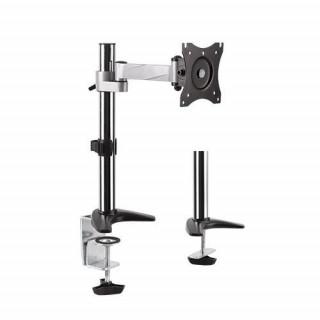 Brateck 13'-27' Single Monitor Desk Mount Rotate, Extend, Tilt, Swivel.