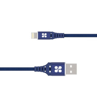 Promate 1.2m MFi Ultra-Slim USB-A To Lightning Connector Cable