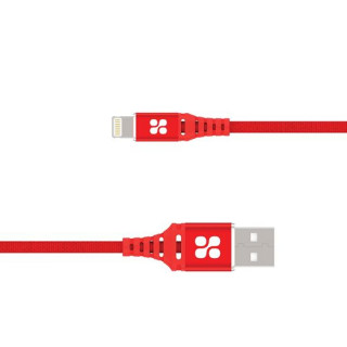 Promate MFi Ultra-Slim USB-A To Lightning Connector Cable