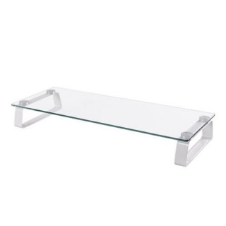 Brateck Universal Table Top Monitor Riser. Non-Skid Silicone Pads