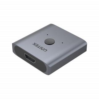 Unitek 4K HDMI 2.0 Bi-Directional Switch With Two-Way Usage