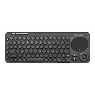 Promate Bluetooth + Wireless IR Multimedia Keyboard