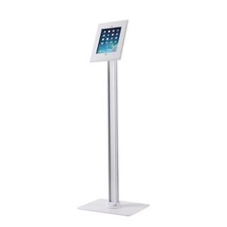 "Brateck IPad Anti-Theft Floor Standing Kiosk. Designed For 9.7"""