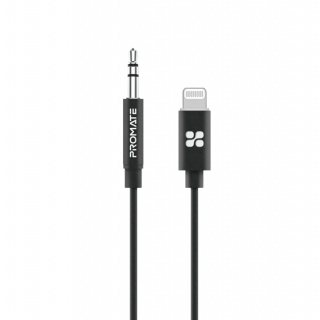 Promate Apple MFi Certified Lightning To 3.5mm Stereo Audio