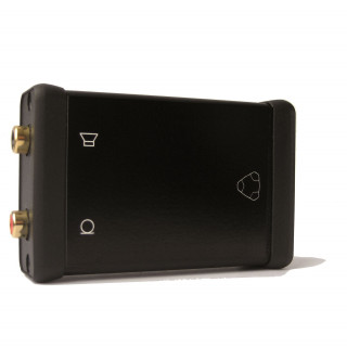 Konftel PA Interface Box. Easy Connection To External Loudspeaker