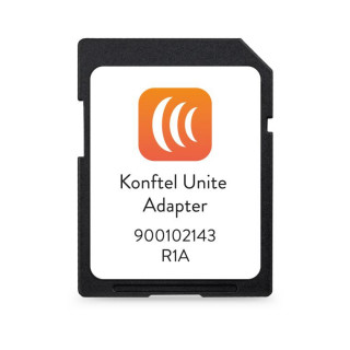 Konftel Unite Adapter. Connect Up The KONFTEL Unite App