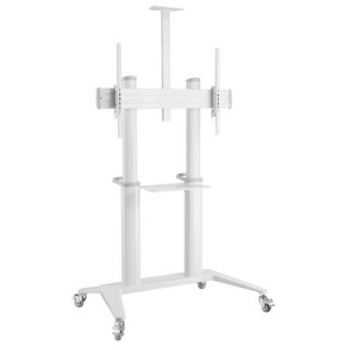 """Brateck 70""""-120"""" Large Screen Ultra-Strong Mobile TV Cart"""