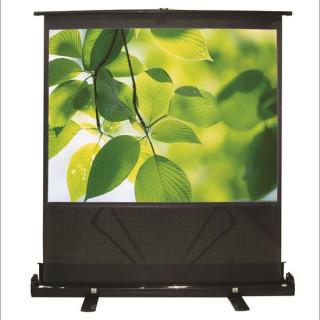 Brateck 100' Projector Screen Floor Stand. 4:3 Aspect Ratio