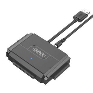 Unitek USB 3.0 To IDE + SATA II Converter. Supports Any Capacity