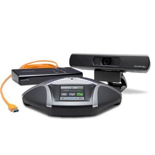 Konftel C2055 Conference Phone Bundle. Design For Up To 12 People