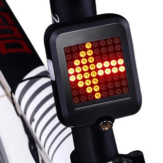 Intelligent Automatic Induction Brake Safety Bicycle Taillight