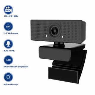 USB Webcam Built-in Microphone