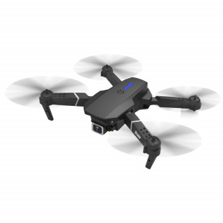 HD Remote Controlled Dual-Lens Folding Aerial Drone