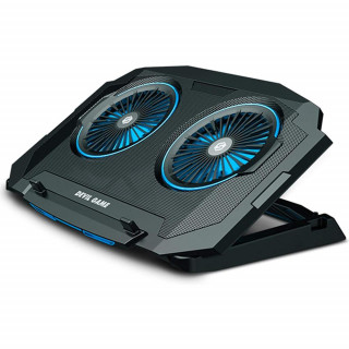 2-in-1 Laptop Cooling Fan for up to 17.3-inch Devices