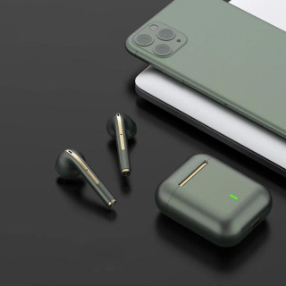 Bluetooth 5.0 Touch Control True Stereo Wireless Earphones