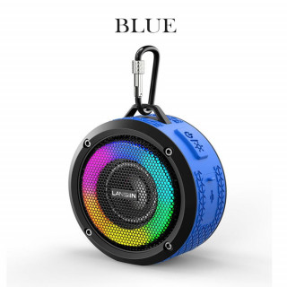 Waterproof Sea Floating Outdoor Sports Wireless Bluetooth Speaker with LED Lights