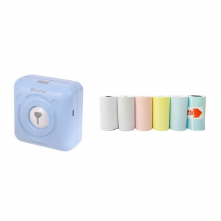 PeriPage Portable Mini Pocket Paper Photo Printer