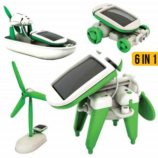 Robotikits 6 In 1 Solar Kit
