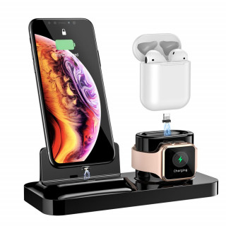 3-in-1 Magnetic Charger Dock Station