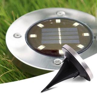 Outdoor LED Solar Garden Ground Lights