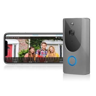 HD Wifi Smart Doorbell
