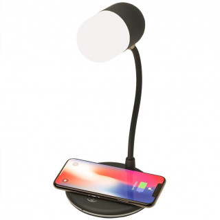 3-in-1 Rotating Lamp and Bluetooth Speaker