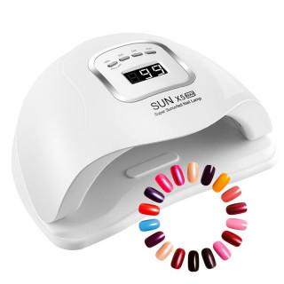 LED UV Nail Gel Curing Lamp Light Polish Dryer Nail Art Machine