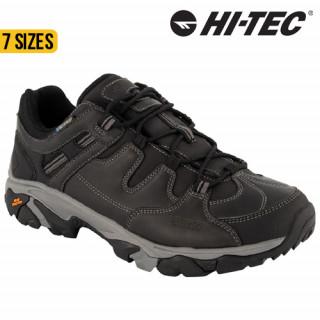 Hi-Tec Ravus Adventure Lite Low WP Black/Steel Grey