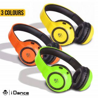 iDance Blue300 Wireless Headphones