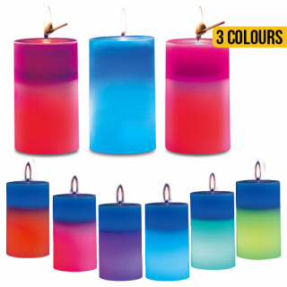LED Magic Real Wax Candle
