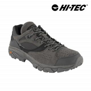 Hi-Tec Nouveau Traction Low WP Charcoal/Black