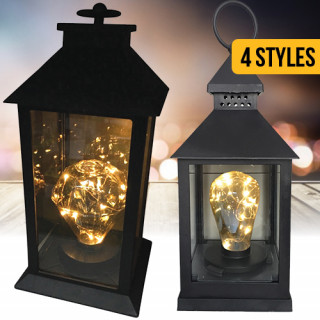 Decorative LED Bulb Lanterns