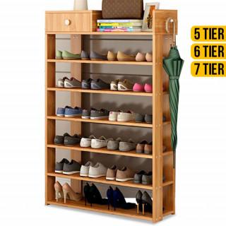 Multifunctional Shoe Rack Storage