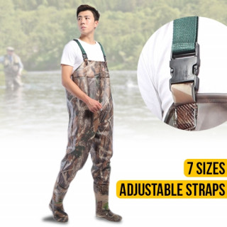 PVC Fishing & Hunting Chest Waders