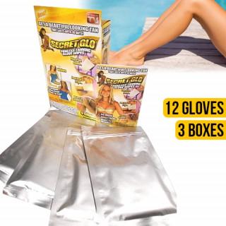 Secret Glo Tanning Glove Wipes