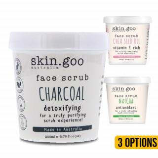 Skin Goo Face Scrub 200 Grams