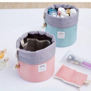 Travel Makeup Cosmetic Bag Pink